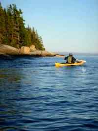 Sea Kayak Stonington