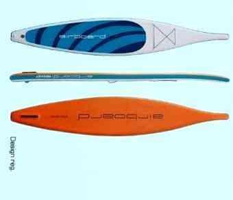 airboard SUP - Rocket 14'0""