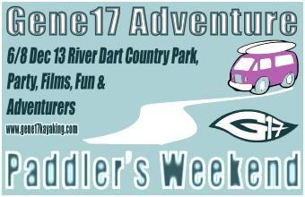 Gene17 Adventure Paddlers Weekend - Dec 4-Dec 6 (UK, England)