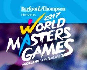 The World Masters Games  - Apr 21-Apr 30 (New Zealand)