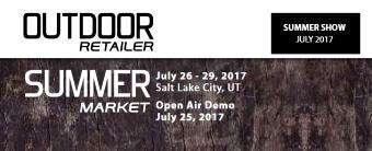 Outdoor Retailer Summer Market - Jul 25-Jul 29 (US, UT)