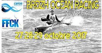 Brest Ocean Racing - ICF 2017 World Cup - Oct 27-Oct 29 (France, Brittany )