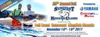 Suncoast Kingfish Classic - Nov 16-Nov 18 (US, FL)