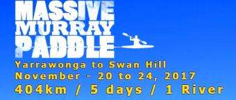 Massive Murray Paddle - Nov 20-Nov 24 (Australia, Victoria)