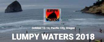 The Lumpy Waters Sea Kayak Symposium - Oct 12-Oct 14 (US, OR)