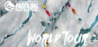 Paddling Film Festival World Tour - 	Canada Tour (2) - Mar 19 (Canada, Ab)