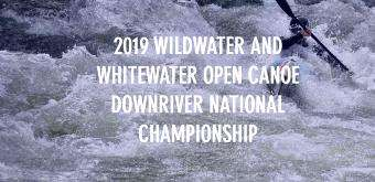Whitewater Open Canoe Downriver And Wildwater Nationals - Jun 19-Jun 23 (US, CO)