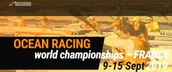 Ocean Racing World Championships - France - Sep 9-Sep 15 (France)