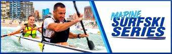 HiQ Surfski Challenge - Jan 24 (South Africa, Durban)