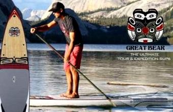Norm Hann Expeditions: All about the Boardworks Great Bear SUP Board from Norm Hann's perspective