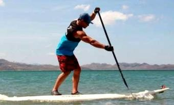SUP Magazine: Downwinding 50+ MPH Winds in Costa Rica