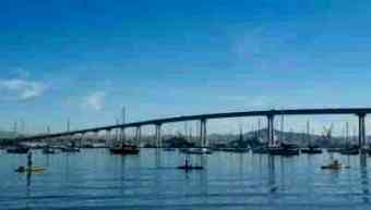 SUP Magazine: Man Dies While Paddleboarding in San Diego Bay