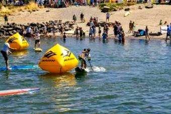 SUP Magazine: Naish Columbia Gorge Paddle Challenge Exclusive Photos & Recap