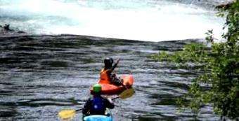 Palm Blogs: Five tips to up your whitewater game