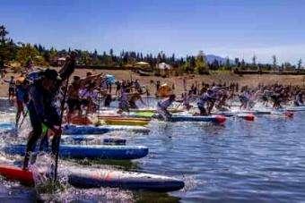 Boarders Magazine: 2016 Columbia Gorge Paddle Challenge - Sixth Annual Recap