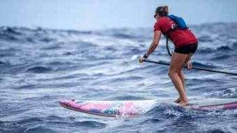 Standup Journal: Kai Lenny Surfs the World's Longest Wave