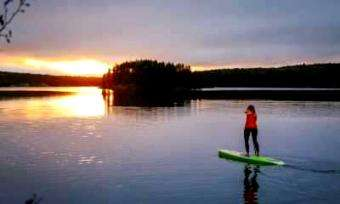 SUP Connect: Finding Happiness in the Outdoors