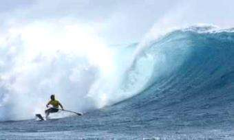 SUP Connect: Fiji ISA Reduces Environmental Impact