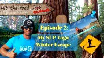 TotalSUP: My SUP Yoga Winter Escape by Jeramie Vaine