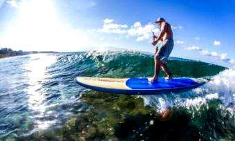SUP Connect: Tips To Improve Your SUP Surf Performance