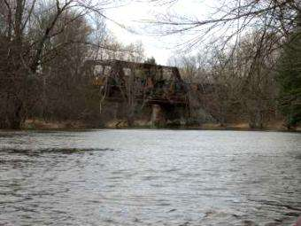 Trash Paddler: More trash around then could carry in kayak – River Nirvana