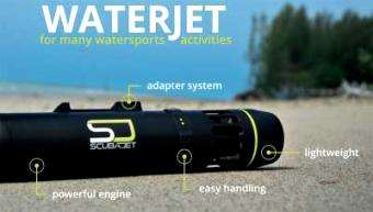 SUP Magazine: SCUBA JET Presents New Slim Design and Function Ring for Divers