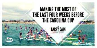 Distressed Mullet: Making the Most of the Last Four Weeks Before the Carolina Cup