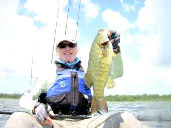Jackson Kayak: Top Two Bass Presentations:  Part Two, Z-Man Finesse TRD & TRD TubeZ