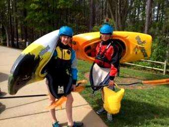 Jackson Kayak: Freestyle Kayak Nationals on the Chattahoochee