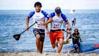 Distressed Mullet: Making SUP Races More Viable by Shortening the Courses