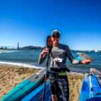 Standup Paddle Magazine: What Exactly Is Zane's #DeepBlueLife?