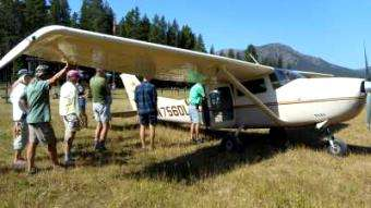 Canoe Kayak: Fear and Loathing on Montana's Middle Fork of the Flathead - an Adventurous Group 'On the Social Security End of Things' Learns a Few Whitewater Canoe Lessons Deep in the Great Bear Wilderness
