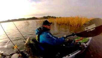 Jackson Kayak: Nebraska Pike Fishing on the Cuda HD