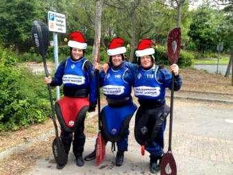 unsponsored: Festive Gift Guide for paddlers