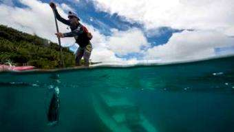 SUP Magazine: How to Increase Paddle Efficiency