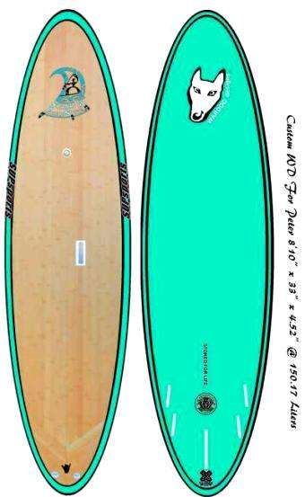 surfingsports.com: Custom SUP Boards