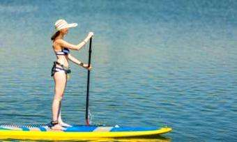 SUP Connect: Ways to Avoid Too Much Sun Exposure While Paddle Boarding