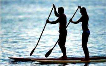 SUP World Mag: Doing Proper Beach Starts in SUP Racing