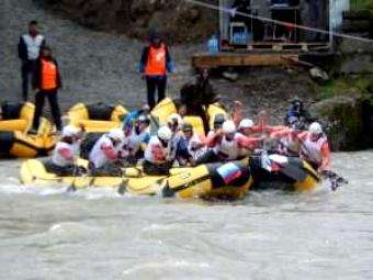 International Rafting Federation: Start Positions for H2H in 2018 ERC and WRC
