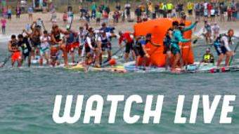 SUPracer: Watch the Quiksilver Waterman Carolina Cup Live on the Paddle League