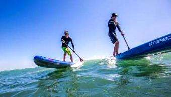 SUP Magazine: Meet the Fastest Brothers in SUP