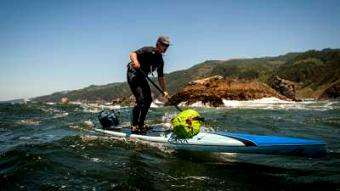 SUP Magazine: Safe SUP Choices Know Your Limits