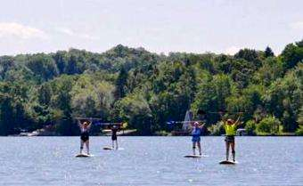 SUP Magazine: Paddle for Recovery | SUP Brings Relief to Cancer Survivors