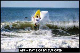 SUP International: Race for the title intensifies with outstanding performances at the  Day 2 of NY SUP Open