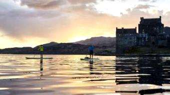 TotalSUP: Adventure Calls with The Voyager Range range of SUP boards