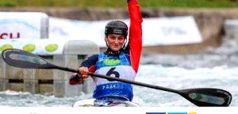 ICF: Impressive wins for Tasiadis and Mallory Franklin at Lee Valley ICF Slalom World Cup