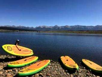 Standup Journal: 5 SUP Adventures Waiting for You in Gunnison, Colorado