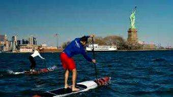 SUP Tonic: New York SUP Open - Dryrobe