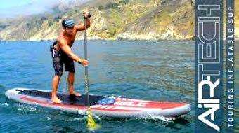 SUP World Mag: ISLE Inflatable Stand Up Paddle