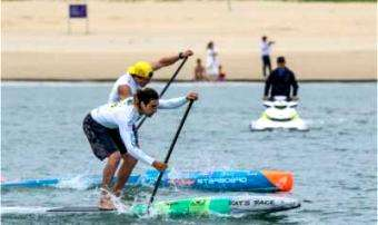 SUP Connect: Athletes Arrive in El Salvador for ISA SUP Championships